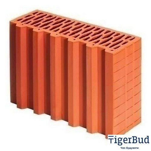 Керамический блок Porotherm 38 1/2 P+W 380x124x238 мм