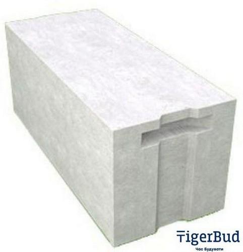Газоблок Стоунлайт D400 стіновий паз-гребінь