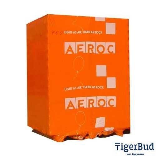 Газоблок AEROC D300 стіновий гладкий (Березань)