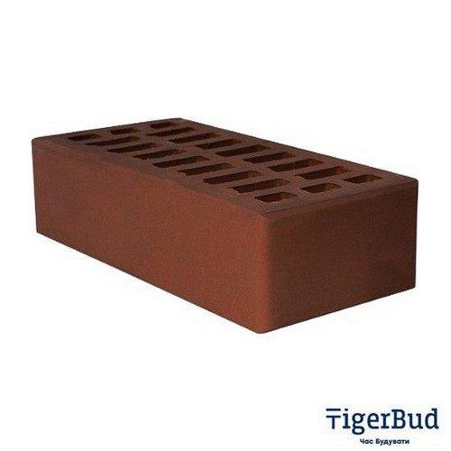 Кирпич лицевой Прокерам коричневый (шоколадный)