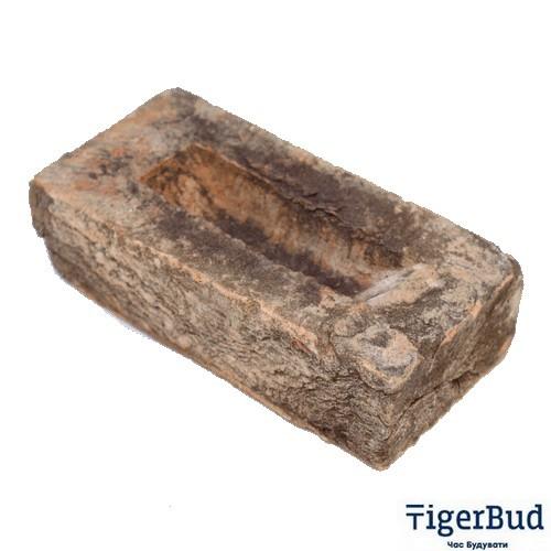 Екатеринославский кирпич ручной формовки Античный мох