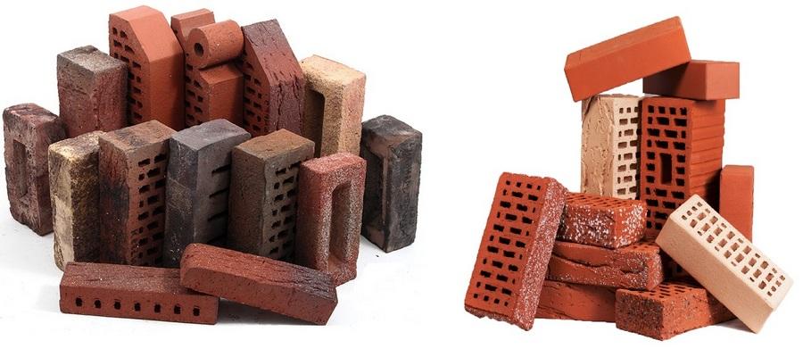 Відмінні характеристики клінкерної цегли
