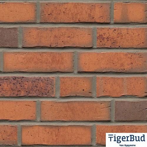 Клинкерная плитка ручной формовки Feldhaus Klinker R765 vascu terracotta finoto