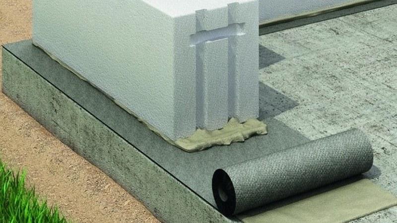 гидроизоляция для кладки газоблока
