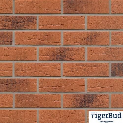 Клинкерная плитка Feldhaus Klinker R228 terracota rustico carbo