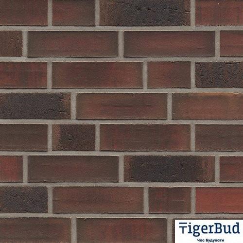 Клинкерная плитка ручной формовки Feldhaus Klinker R882 baro ardor carbo