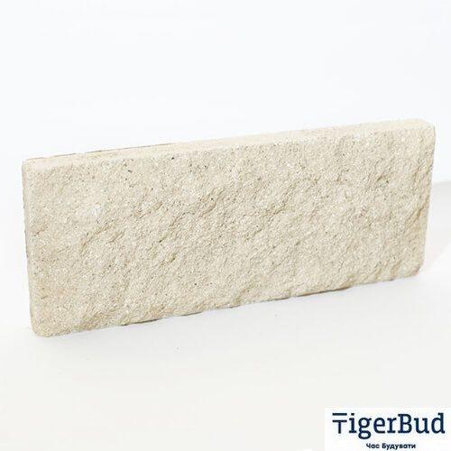 Плитка цокольна Літос Біла