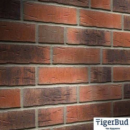 Клинкерная плитка ручной формовки Feldhaus Klinker R685 sintra ardor nelino