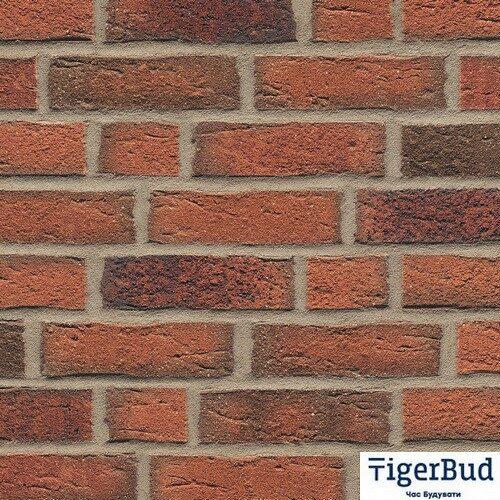 Клинкерная плитка ручной формовки Feldhaus Klinker R687 sintra terracotta linguro
