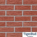 Плитка Roben MELBOURN NF 26 красный рифленый